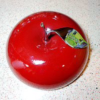 厨神的厨房 篇十八:#本站首晒#我是不一样的果粉 —   Lodge 珐琅铸铁苹果锅 种草+晒单