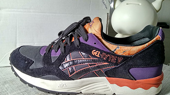 寻找舒适的日常鞋:ASICS 亚瑟士 Gel Lyte V与 New Balance 997.5、990V3&1600穿着感受分享
