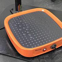 #来暖器了#这个冬天脚不冷——shinee 赛亿 单人暖脚炉 简单实用评测