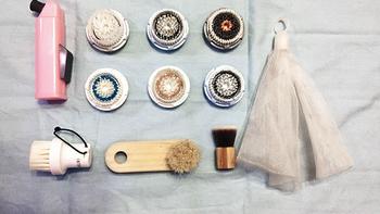 奋亦顾身·护肤史 篇二:小物志——关于那些起泡网、洗脸刷、化妆棉及其他