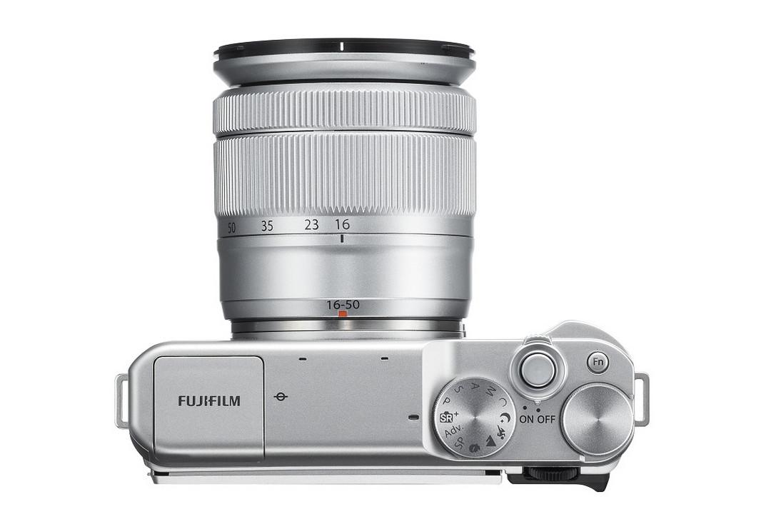 翻转屏幕+美肌模式:FUJIFILM 富士 发布 X-A10 无反相机