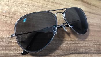 近视眼的第一副墨镜——必要 Pilot 太阳眼镜