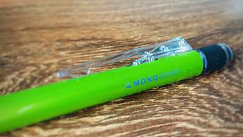 蜻蜓 mono graph摇一摇自动铅笔购买原因(制图|握笔)