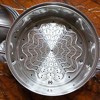 厨神的厨房 篇二十九:GoldenKey 金钥匙 铁金刚蒸锅晒单,附赠家用蒸锅选购和使用经验总结