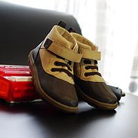 蜈蚣的一家—女鞋/童鞋 篇十三:STRIDE RITE 喜健步 儿童款猎鸭靴