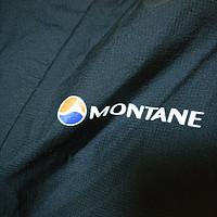 Montane - Minimus 跑步防水风衣 2016年春夏系列 开箱
