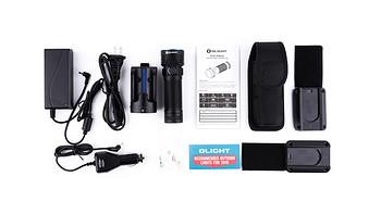 那些筒子们 篇十三:3200流明and超快速充电—Olight R50pro 手电筒 执法版