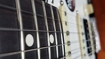 走在梦想的小路上,我的电吉他 American Standard Fender(HSS)by USA