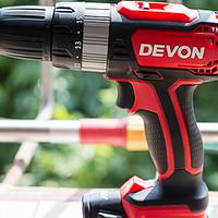 理工男的玩具 篇三:修理地球第一步 DEVON 大有 12V锂电冲击钻/电动螺丝刀