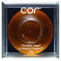 脸面很重要 — COR纳米银洁面皂 评测