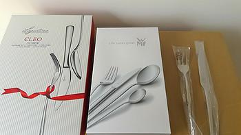 #原创新人# 拉歌蒂尼, WMF, 双立人基本款西餐餐具对比
