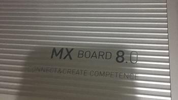爱不释手的生日礼物 — CHERRY MX BOARD 8.0 机械键盘