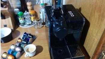 #原创新人#意淘胶囊咖啡机 DeLonghi 德龙 Nespresso Lattissima-Touch EN550