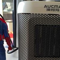暖风徐来:澳柯玛 NF05ND59 电暖器开箱