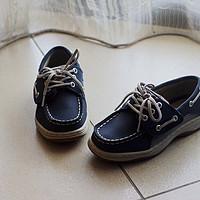 蜈蚣的一家—女鞋/童鞋 篇十六:Sperry Billfish JR Toddler 童款船鞋