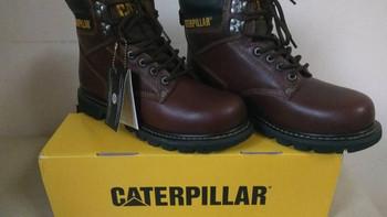 CAT 卡特彼勒 工装靴&Wrangler  牛仔裤