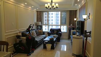 106平米美式风格三室小家分享