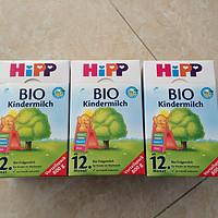 三渠道详细对比:HiPP 德国喜宝 益生菌有机婴幼儿奶粉 1+段