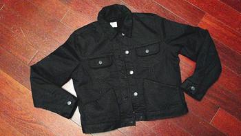 服饰快消品 篇三十:GAP 盖璞 仿羊羔绒衬里女式牛仔短夹克