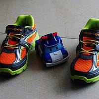 蜈蚣的一家—女鞋/童鞋 篇十七:stride rite 喜健步 休闲运动童鞋 晒单