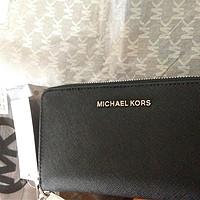 Michael Kors/MK 迈克高仕 女士长款拉链钱包/手