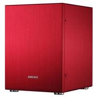 MINI烤箱散热拯救:JONSBO 乔思伯 C2 ITX 机箱 CPU风扇反装改造测试