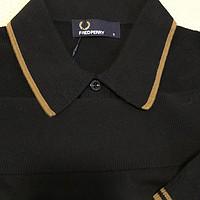 #原创新人#Fred Perry 海淘第一单:POLO衫和T恤