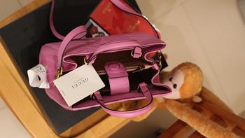 来自Singapore的锡婚礼物:送给大大的 Gucci  Marmont Matelassé 手提包