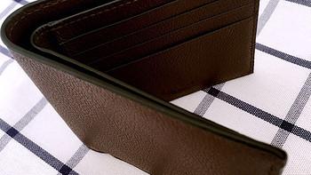 【恋物记】 篇三:COACH 蔻驰 F75084 男士钱包深棕色 开箱