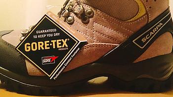 入户外深似海 从此剁手买不停:Scarpa Kailash GTX 防水户外徒步鞋 晒单