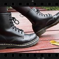 #值女研究所#潮流必备女鞋单品——Dr. Martens 1460 Smooth 女靴