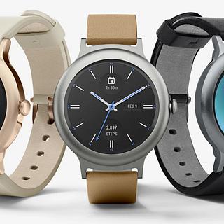 #本站首晒#LG Watch Style 钛色 智能手表 开箱试用