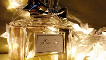 #原创新人# 少女的第一支香水  Dior 迪奥 甜心小姐女士香水