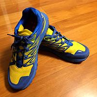 TheNorthFace Ultra Endurance北面越野跑步鞋开箱测试(防滑|样子|尺码|价格)