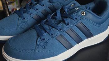 阿迪达斯 B74261 场下休闲网球鞋使用感受(尺码|品牌|质量)