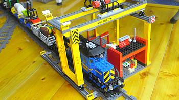 单反毁一生,LEGO穷三代 篇八十三:LEGO 乐高 60052 城市系列 遥控货运火车