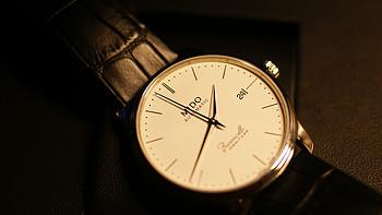 MIDO 美度 贝伦赛丽 40周年 纪念款 男士手表