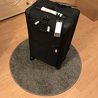 TUMI狂魔粉来晒单 篇一:#本站首晒# TUMI 022962D2 黑色登机箱 晒单