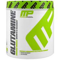 Muscle Pharm, 谷氨酰胺,生长与恢复,核心系列,0.661 磅(300 克)