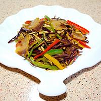 枫の私房 篇一百四十一:食不厌精脍不厌细 - 如果一年只能吃一次蕨菜,我会这么做