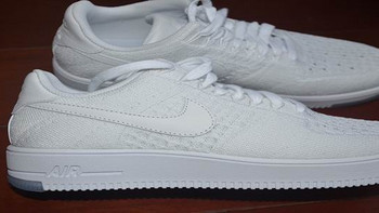 Pro-Direct  NIKE 耐克 SPORTSWEAR AIR FORCE 1 ULTRA FLYKNIT - WHITE 运动板鞋