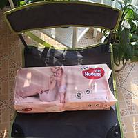 好奇 Huggies 心钻装 婴儿纸尿裤 L码新鲜使用感受!