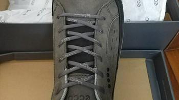 ECCO 爱步 Grip II 男款休闲鞋 自然律动系列
