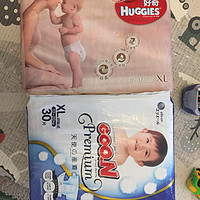 HUGGIES 好奇 心钻装与纸尿裤中的爱马仕大王天使的对比来了