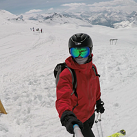 滑雪,一些自己买的装备和感悟 篇三:新购置的装备 — ARC'TERYX 始祖鸟 Alpha FL冲锋衣和Beta手套