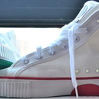 回力 565帆布篮球鞋购买理由(鞋型|品牌|鞋垫)
