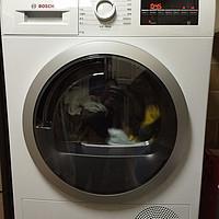 博世WTW875600W 热泵干衣机购买理由(价格|功能)