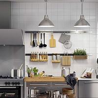 宜家厨房挂架、墙面储藏件选购指南