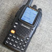 土豆土豆我是地瓜听到请回答--欧讯KG-UV9D(Plus)手台开箱试用
