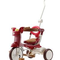 中亚prime海外购·小猴的第二辆车iimo2折叠儿童三轮车开箱
